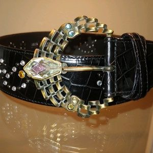 Vitanuova Bejeweled Belt - Med. - B23